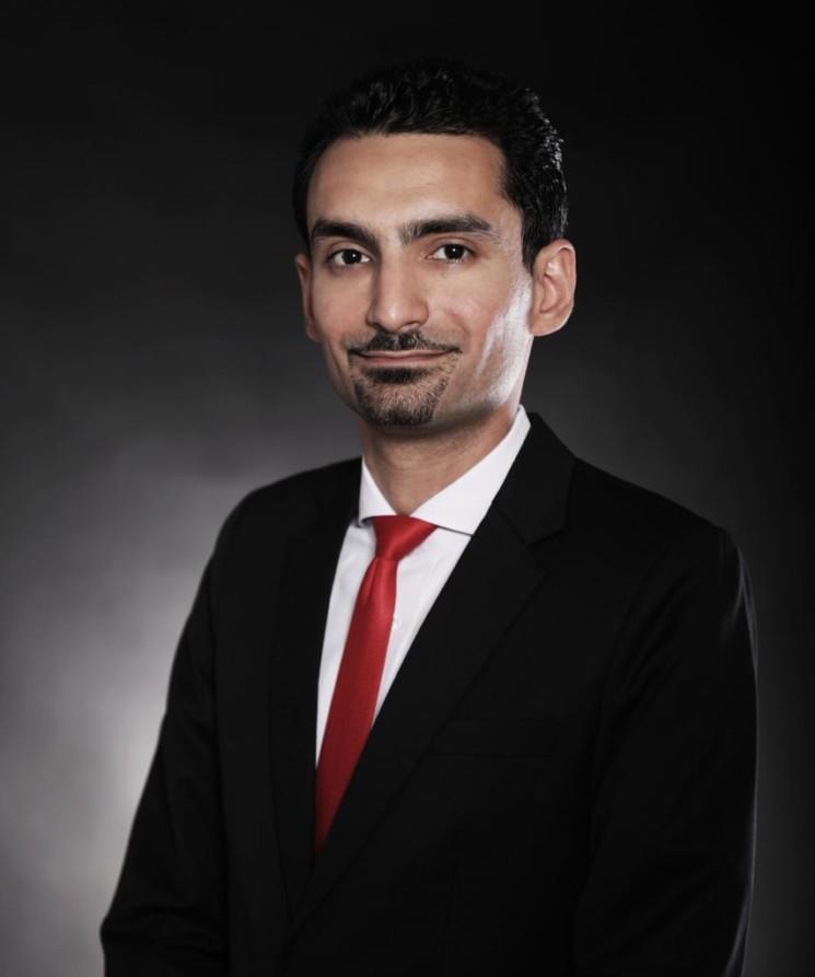 Mahmood Almohri